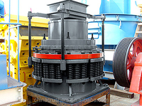 picture mining process flow diagram/cone crushers/ for making road mat