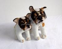 stuffed dog toys simulation dog toys kids gift dog toys