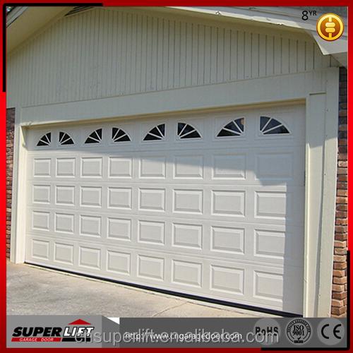 Automatic insulated garage door overhead sectional garage for 10 x 7 garage door prices