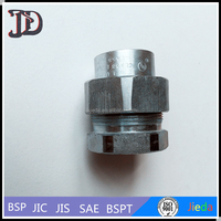 Hydraulic Pipe Fittings Carbon Steel Coupling Transition Jiont