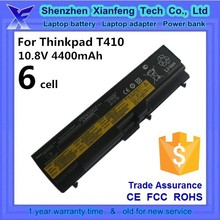 shenzhen laptop battery for lenovo t410 t510 sl410 sl510 bateria