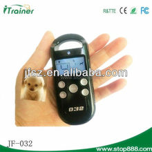 sounds & static stimulations Remote pet training product