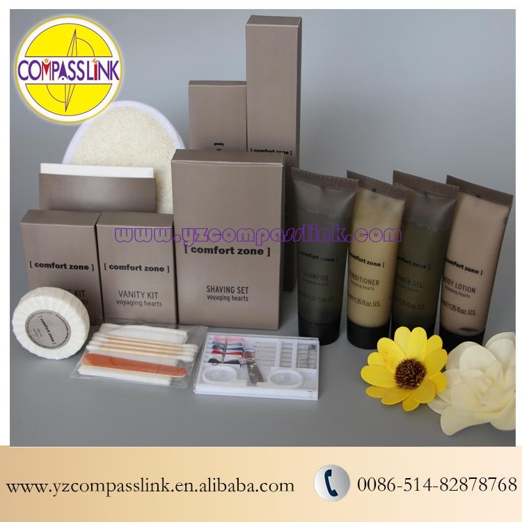 htel salle de bain de luxe commodits kit avec shampooingsavonbrosse dents - Kit Salle De Bain Pour Hotel