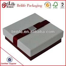 Hot !High gift box package manufacturer