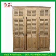 2016 modern new model customized wooden bedroom wardrobe design (RF002)