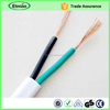 High end 16GA frosted transparent extremely flexible PVC speaker wire cable