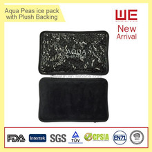 Hot and Cold Pack with Plush Soft Material