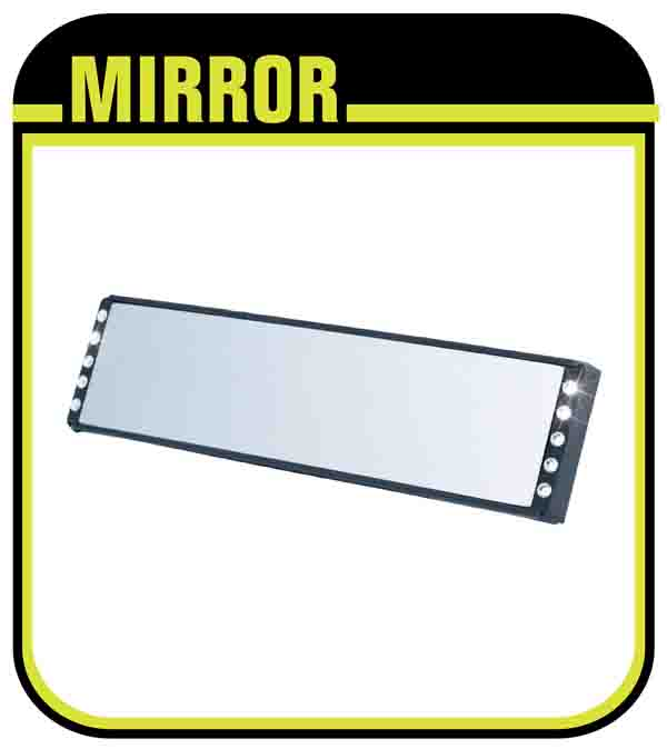 HPN811 truck or car wide view blind spot mirror
