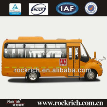 Euro 4 , 30 seater, diesel engine brand, Dongfeng mini school bus for sale