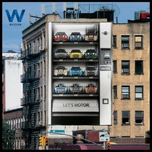 Sports car roof advertising boards for sale