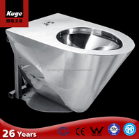 CE Approved Stainless Steel Sanitary Wares