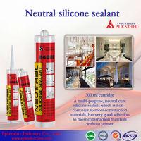 Dark Grey Silicone Sealant