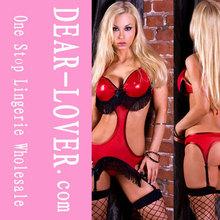 nuevo 2013 shimmy sexy rojo agitar corpiños