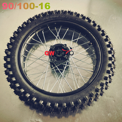 Chinese Hot Selling Motorcycle Parts Dirt Bike Wheels Parts