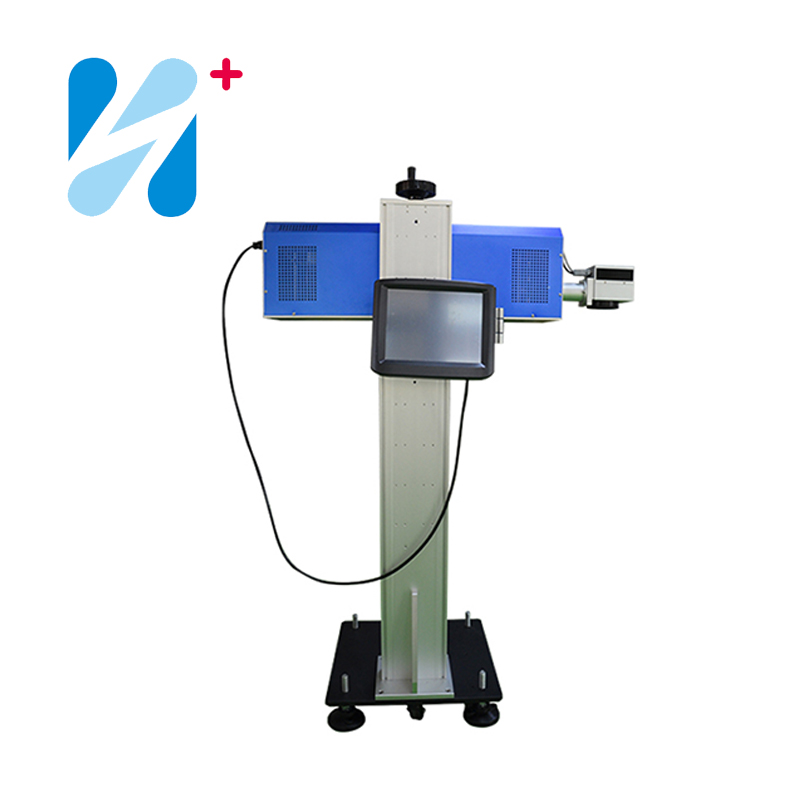60 Вт Co2 кнопку лазерный <span class=keywords><strong>маркер</strong></span> с CE & ampfda сертификации