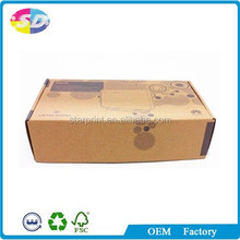 Hot Sale Cardboard Box, Custom Printed Recycled Kraft Paper Boxes