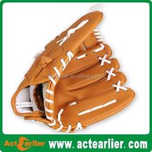 cheap PVC material mini baseball gloves