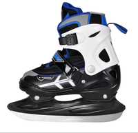 ice skate shoes kids adjustable cold resistant ice skating