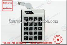 laptop mini external keyboards / keypad