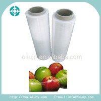 Waterproof best fresh pvc cling film with low price