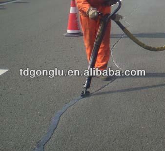 Goma caliente pour asfalto grieta de relleno