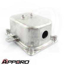 APPORO Aluminum Die Casting ADC 12 Lamp Box Shell Cover Light Housing Body