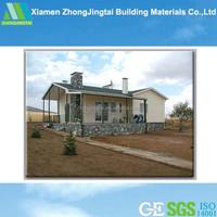 foam cement prefabricated houses concrete modular homes maine