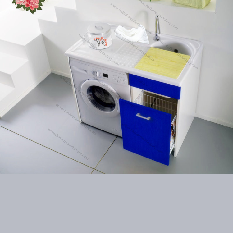 Laundry Sink Cabinet Combo& Laundry Tub with Cabinet Furniture From ...
