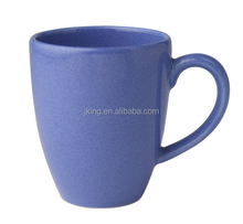 customized feeling of stone sapphire 12oz 350ml glazed ceramic coffee mug