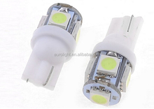 RV LED Light interior lamp led dc 12v SMD5050 T10 194 led bulbs front light car