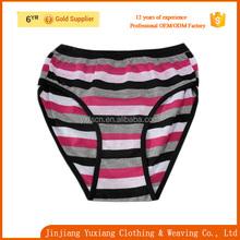 100% cotton women's panties