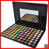 YASHI 88 colors eyeshadow palette waterproof professional makeup