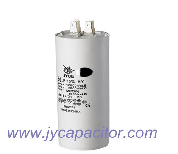 Wholesale 5uf Sizing Motor Run Capacitor Cbb60 Capacitor 250vac