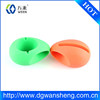 portable egg shaped stand speaker for iphone 6 /Factory OEM hot selling safety silicone egg speaker for iphone