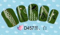 Cute Little Angel And Ancient Pattern Designs Nail Polish Nail Sticker Water Transfer Nail Sticker Nail Decals