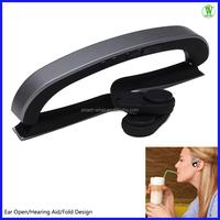 Bone Conduction Hearing Aid+Music Play+Phone Call+Open Ear+Sweat Proof+CE+ROHS=Best Bluetooth Sport Headphone