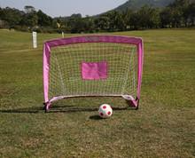2015 new design Pop up football goal net , Football Soccer goal net for practice winning goal