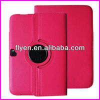New Leather 360 Rotating Case Cover Stand for Google Nexus 10 inch Tablet Accessories Wholesale Good Price
