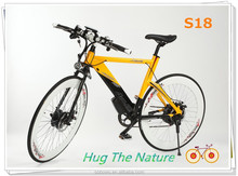 All Aluminum Body Nice Best Selling Cheap thin tyre carbon fiber Electric Bike