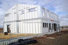 Insulated Prefab Modular Container Van Style House & Office