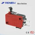 Calidad alta micro interruptor /palanca de rodillo micro interruptor /Burgess micro interruptor