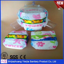 Disposable sleepy baby diaper manufacture in china