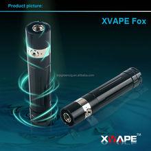 Variable Voltage 3.5/3.8/4.1V Hot Sale Xvape Fox Full Mechanical Battery Mod