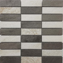 Glazed Ceramic Mosaic Tile B1-SH14C