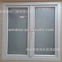 Pvc Competitive Price High Quality Windows With Built In Blinds