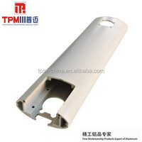 types of extruded aluminum profile for led