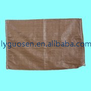 PP brown bag PP sand bag/ PP woven bags for sand