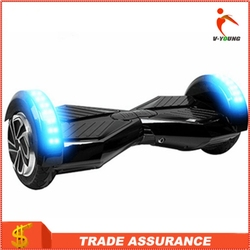 Top New 8 inch Chrome self balancing electric scooter used motorcycles from VYOUNG china original manufacturer