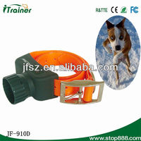 2012 NEWEST water proof,enviromental high quality light flashing leather spiked collars for dogs,remote dog training collar