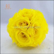 Wholesale Kissing Ball Pomanders Diy Flower Balls Flower Girl Pomander Balls